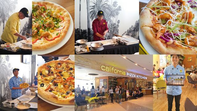 CPK Pizza Wars 2016 - California Pizza Kitchen