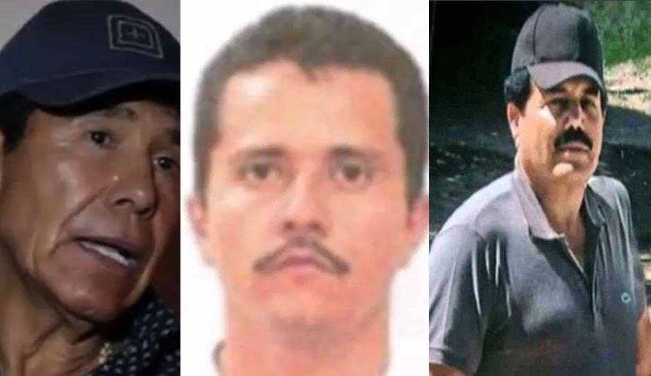 """""""El Mencho"""", """"El Mayo"""" y Caro Quintero se convierten en los reyes del narco: ahora en la mira de EEUU tras el fin de """"El Chapo"""""""