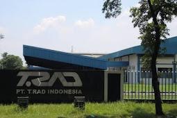 Lowongan Kerja PT T.RAD Indonesia