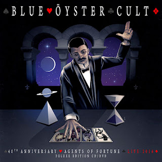 "Το βίντεο των Blue Oyster Cult για το ""E.T.I."" από το album ""Agents Of Fortune - Live 2016"""