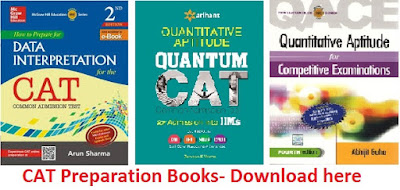 CAT 2016 Preparation Books