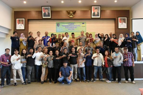 Walikota Buka Sosialisasi Peningkatan Peran Jurnalis Berperspektif Gender