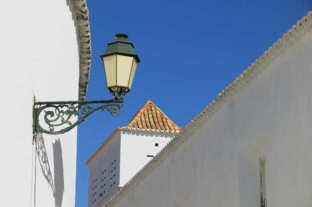 Faro, Algarve, Portugal.