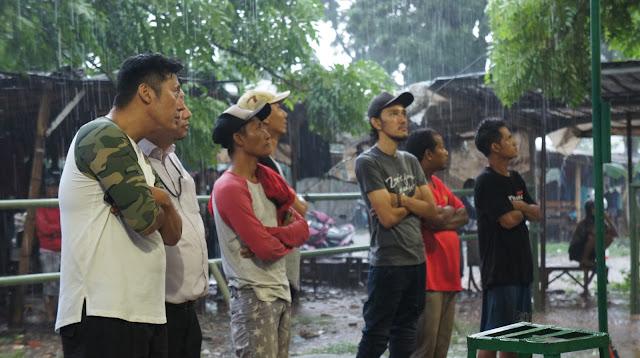 Ketika Hobi Melekat, Hujan Bukan Jadi Penghambat #DailyActivity