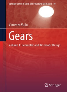 Gears: Volume 1: Geometric And Kinematic Design