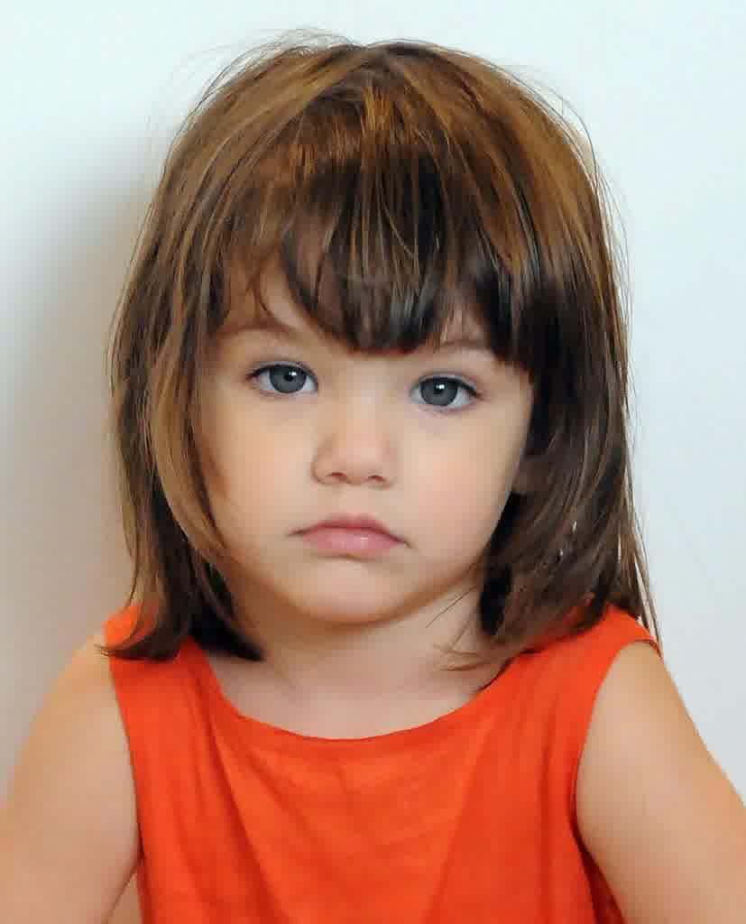 Model Rambut Anak Cewek Atau Perempuan Terbaru