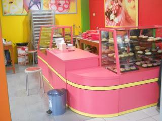 Furniture Interior Untuk Toko - Etalase Display - Commercial Furniture