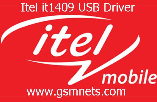 Itel it1409 USB Driver Download