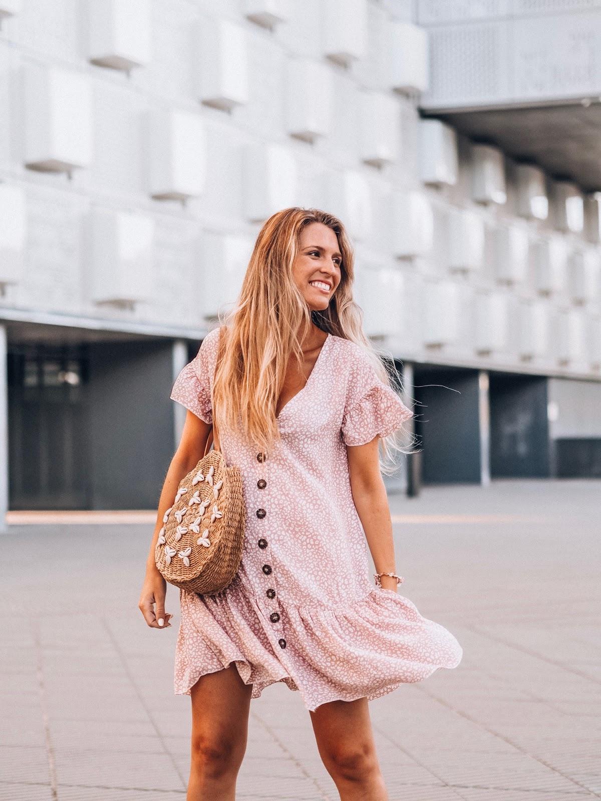 vestidos camiseros verano 2019