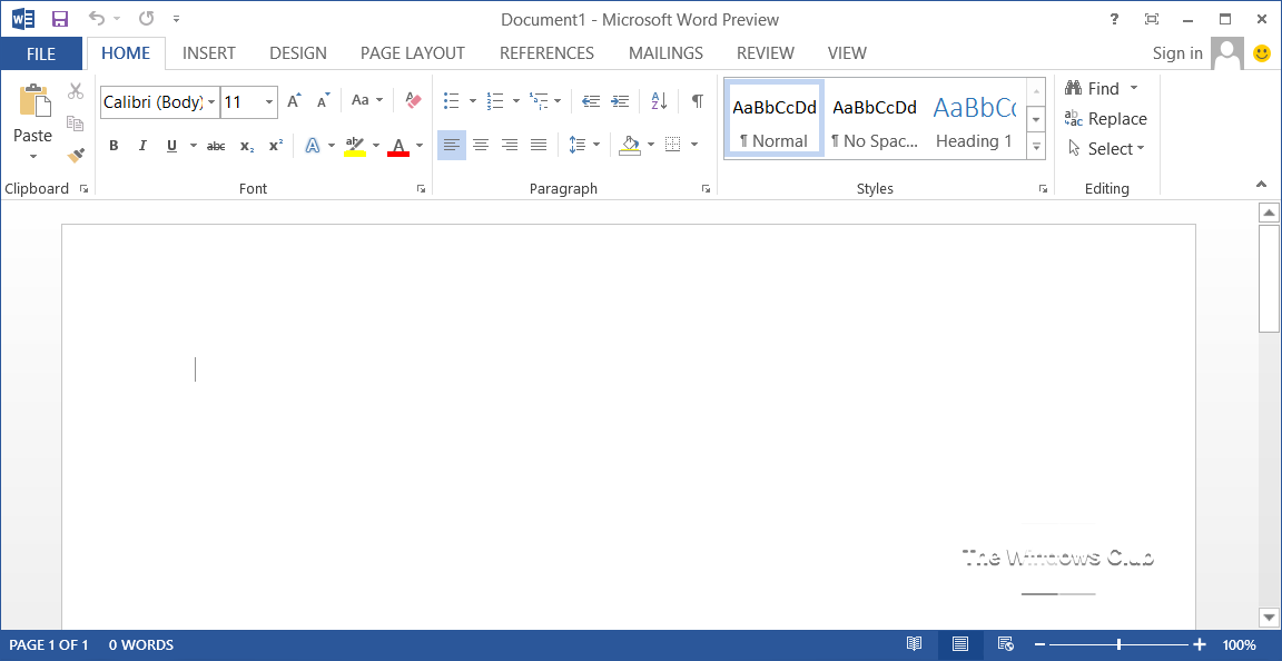 download ms word 2013
