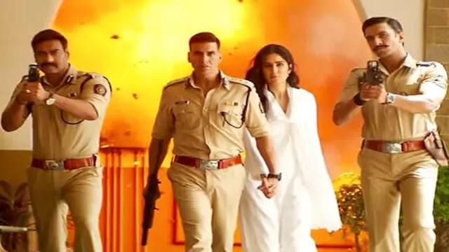 Sooryavanshi Movie - Akshay Kumar, Ajay Devgn, Katrina Kaif and Ranveer Singh