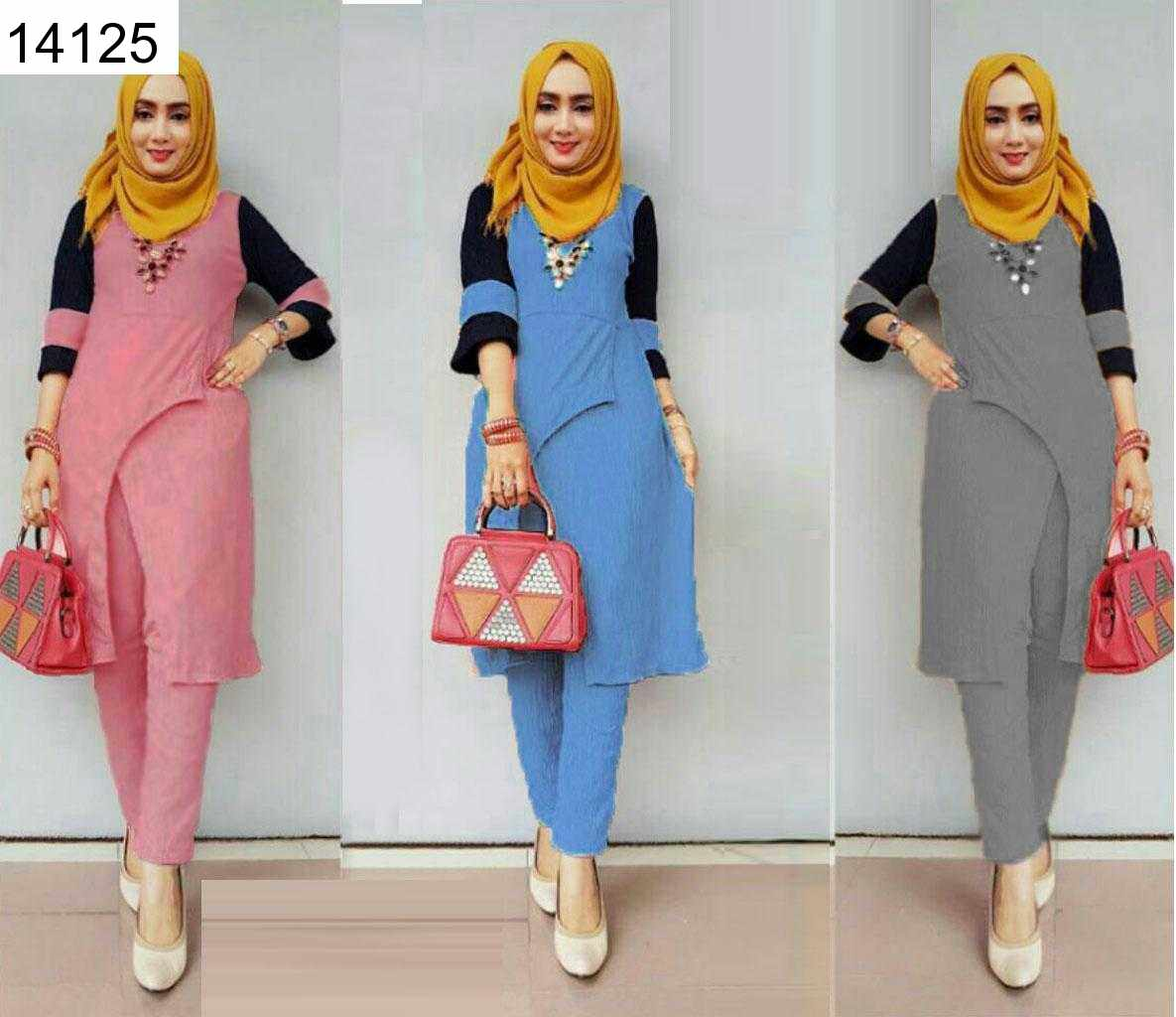 Jual PRODUK PO  Alrescha Tunic Set - 14125