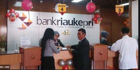 Alamat Lengkap dan Nomor Telepon Kantor Bank Riau Kepri di Tanjung Balai Karimun