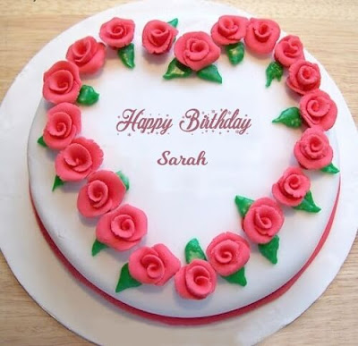 Happy Birthday Sarah