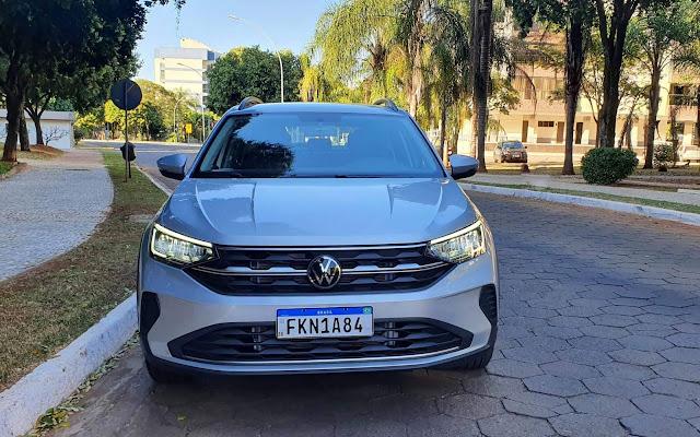 VW Nivus Comfortline - Prata