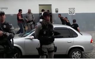 Policia Civil de Picuí prende em Nova Floresta acusados do crime de Antonio Neto