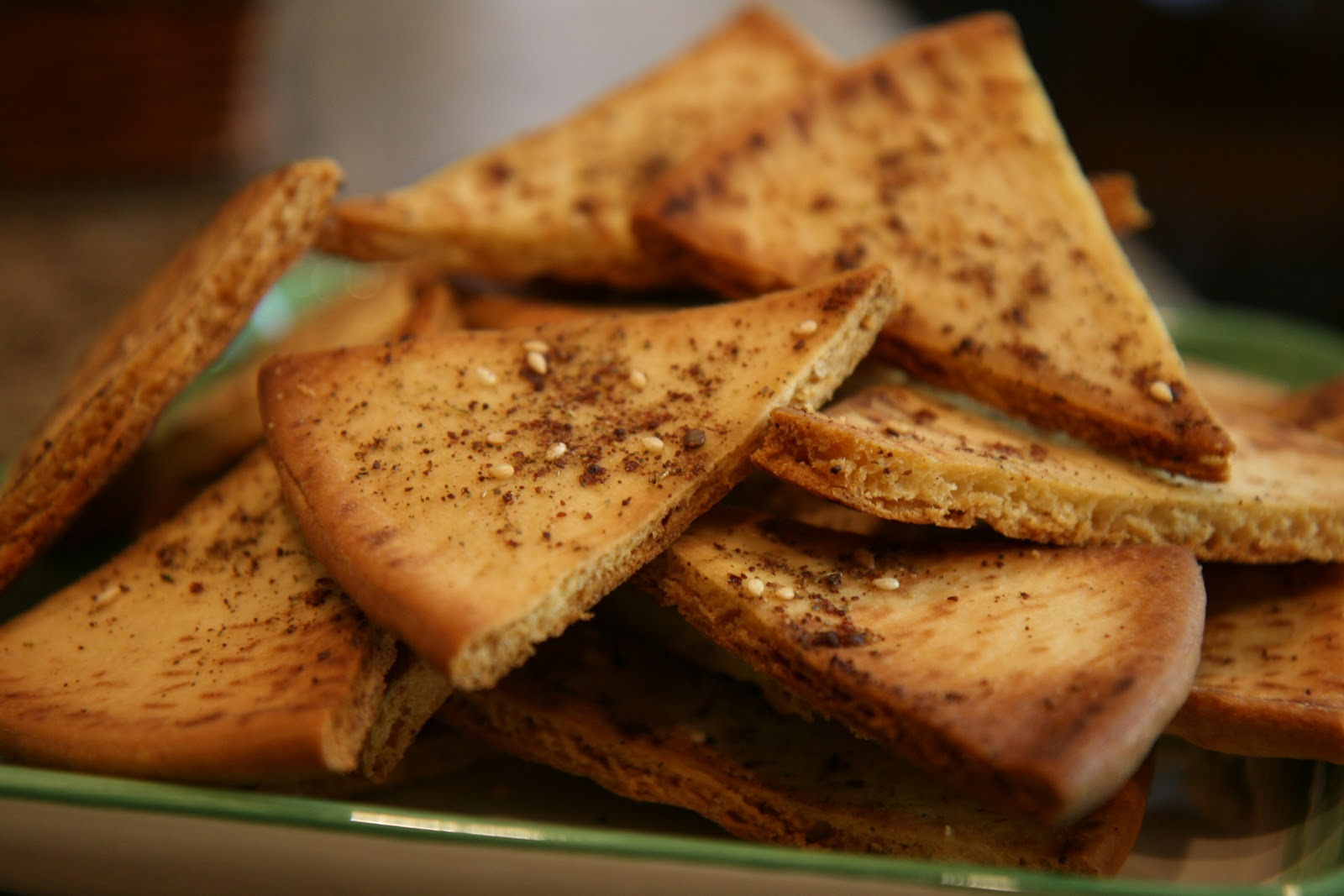 Oc Mom Blog Authentic Hummus And Pita Chips Recipe