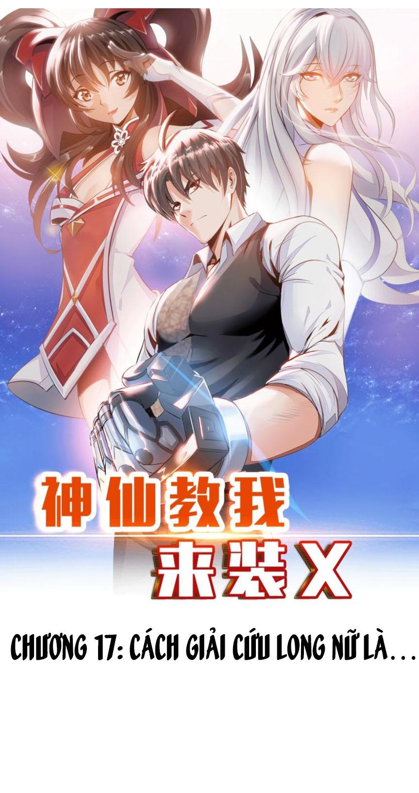 Thần Tiên Dạy Tôi Giả X Chapter 17 video - truyenmh.com