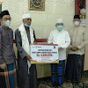 Safari Ramadhan di Masjid Raya Al Mutaqin, Bupati Salurkan CSR dari Bank Jambi