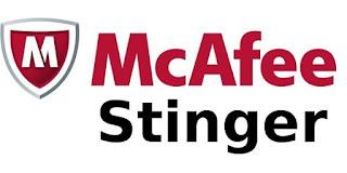 برنامج مكافى ستينجر 2020 McAfee Stinger لمكافحة الفيروسات والملفات الخبيثة