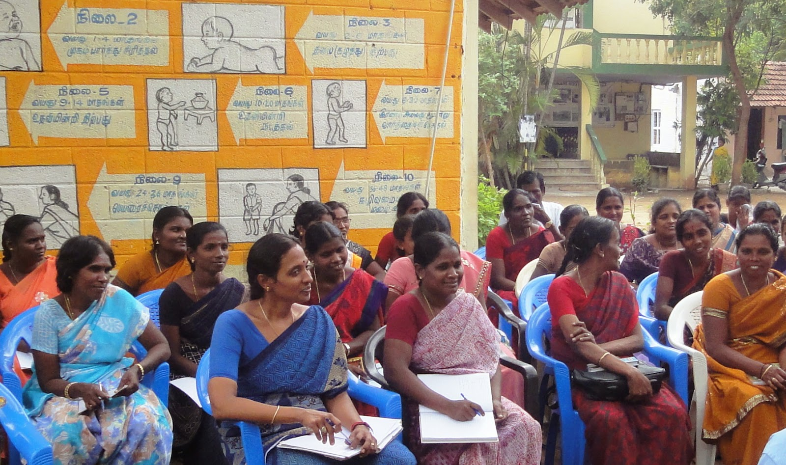 Women Self Help Groups play vital role in promoting self employments in rural areas.