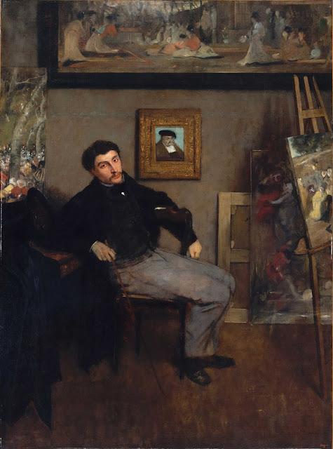 Эдгар Дега - Джеймс-Жак-Жозеф Тиссо (1836-1902)