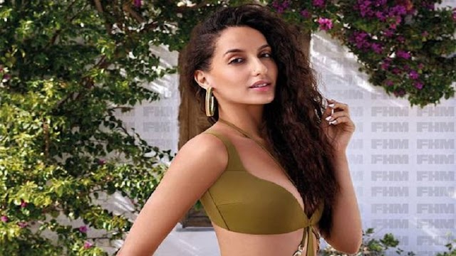 Nora Fatehi is engaged in the preparation of the street dancer