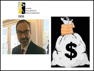 jorge ERSE roubo lei corrupção