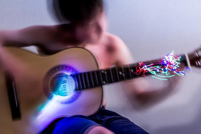 La Fotografía es como la música