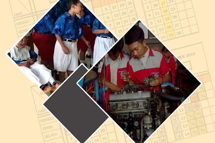 Kalender Pendidikan 2019 2020 Provinsi Jawa Tengah