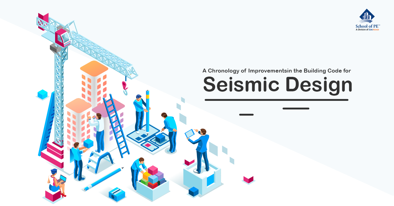 Chronology of Improvements in Building Code for Seismic Design