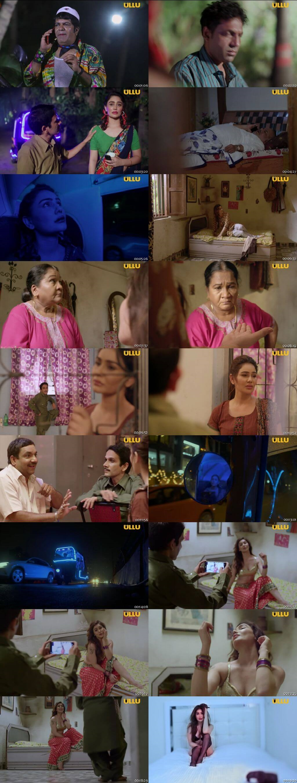 Screenshots Of Hindi Show Mona Home Delivery Season 01 2019 Complete - All Episodes 300MB 720P HD