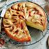 Gateau aux pommes sans oeufs (allergie aux oeufs)