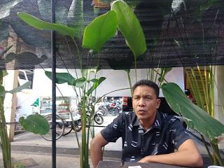 Direktur Narkoba Polda NTB Kombes Pol Helmi Kwarta Kusuma Putra Rauf SIK