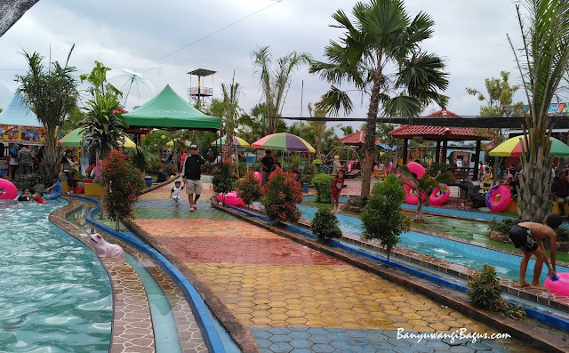 Selecta Waterpark cluring.