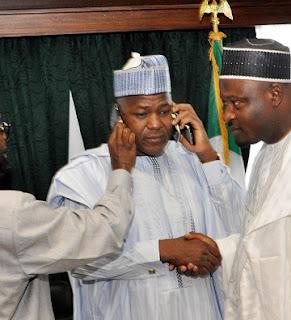 I Won't RESIGN, Dogara Talks Tough After Closed-door Meeting With Buhari