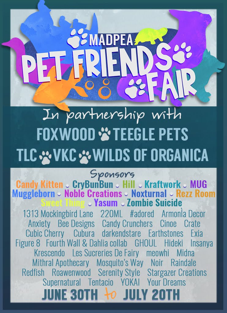 PET FRIENDS FAIR