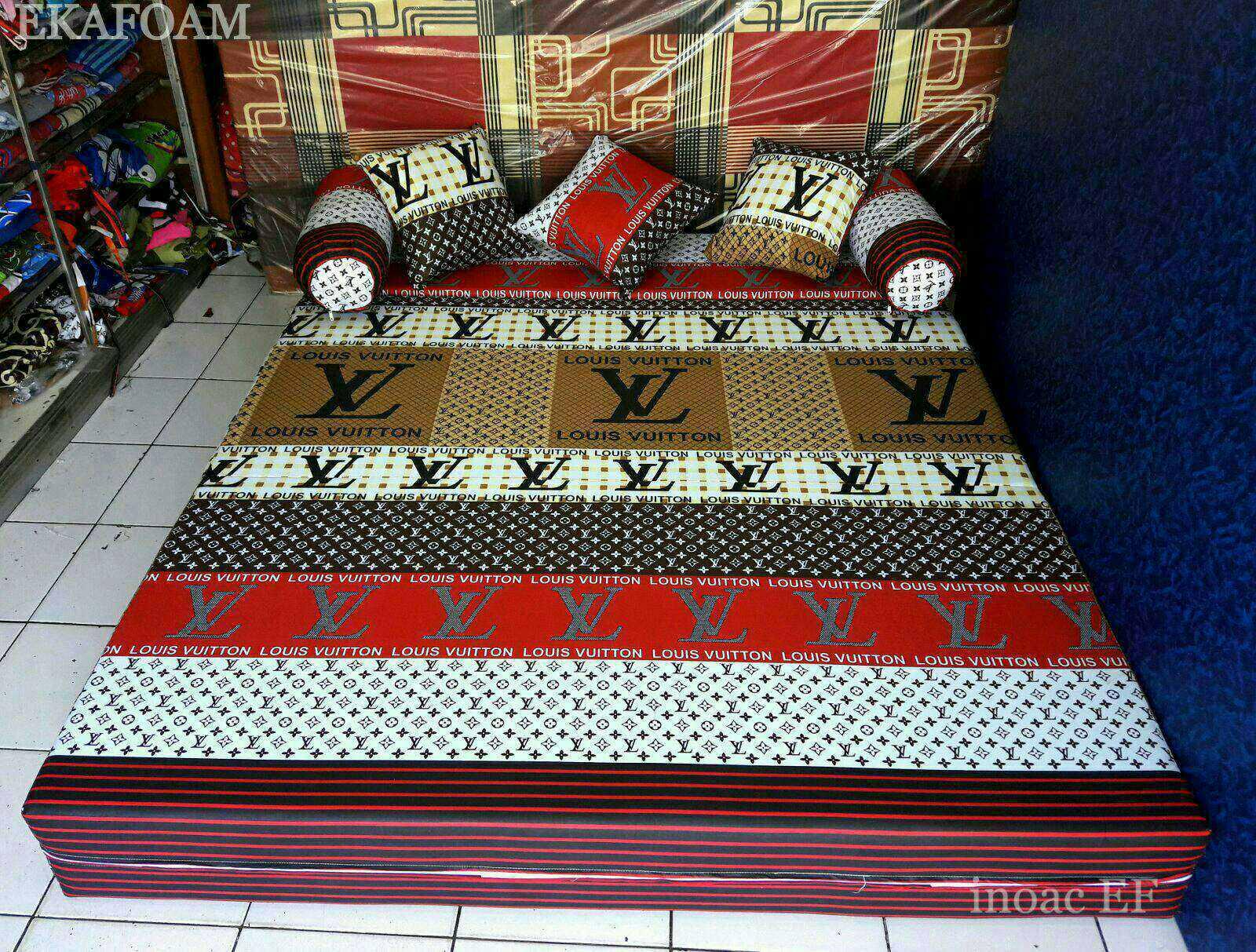 sofa bed inoac 3 in 1 camouflage covers 2017 full motif agen resmi kasur busa