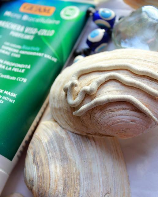 Микробиоклеточная очищающая маска для лица GUAM отзыв