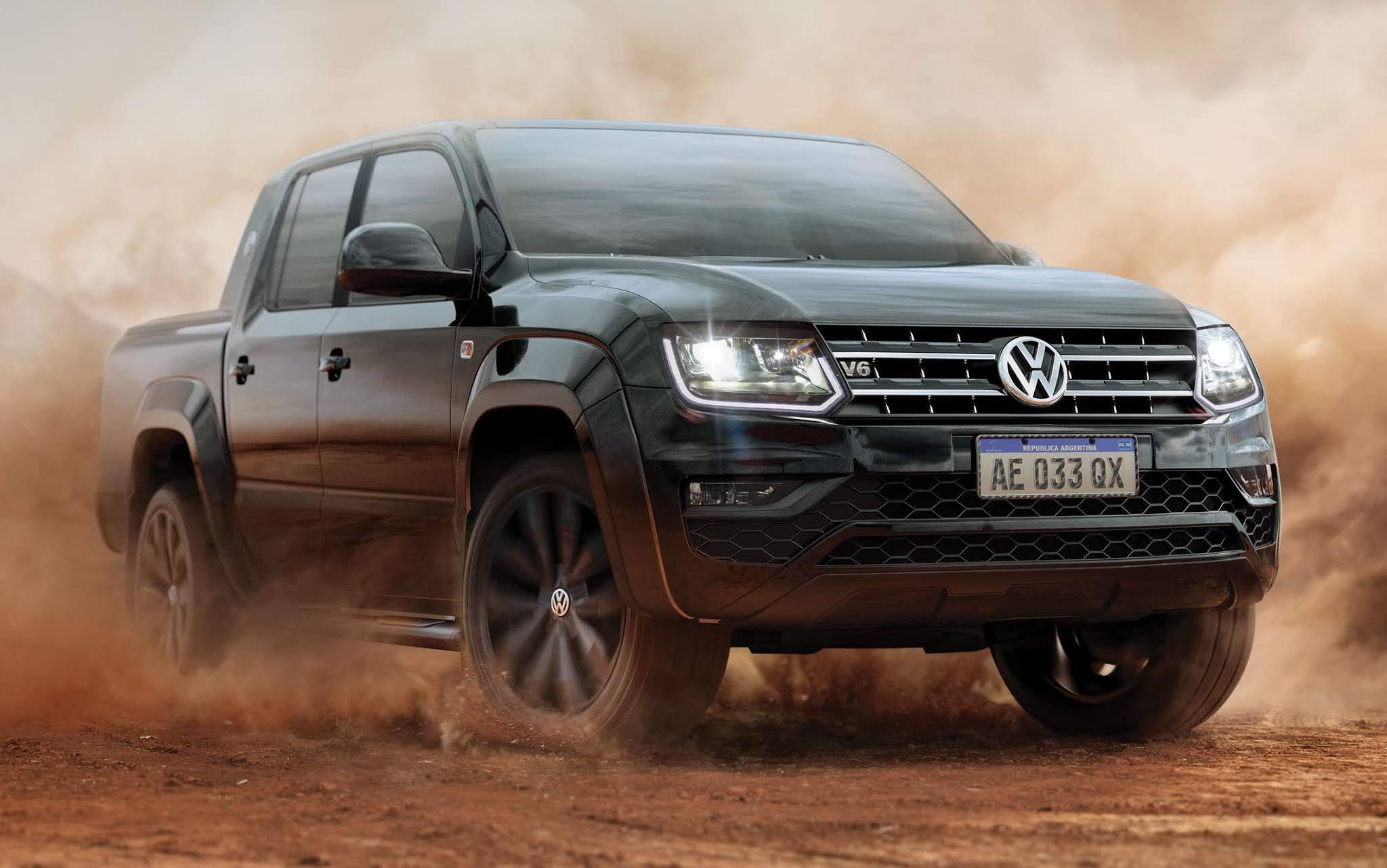 VW Amarok supera Toyota Hilux e lidera vendas de picapes na Argentina