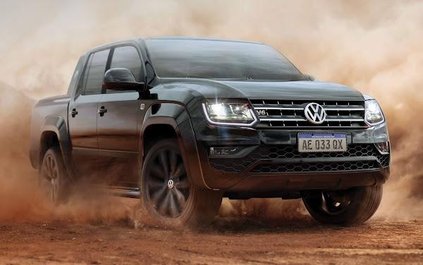VW Amarok 2021 ganha motor V6 diesel com 258 cv - preços