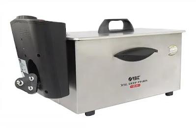 ORBIT DF-30 3.5 Litres Electric Deep Fryer | Best Deep Fryers for Home Use in India | Best Deep Fryers Reviews