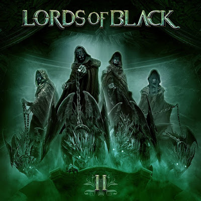 Lords Of Black - II - cover album - 2016