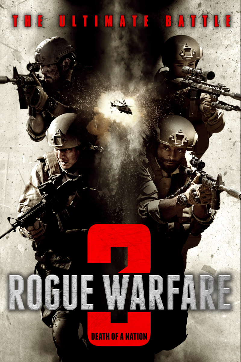 Rogue Warfare 3: Death of a Nation poster