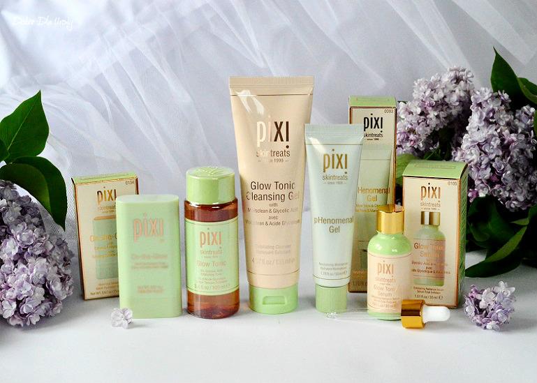 f7162b40b26e5c Pixi Glow Collection - kosmetyki Pixi Beauty recenzja