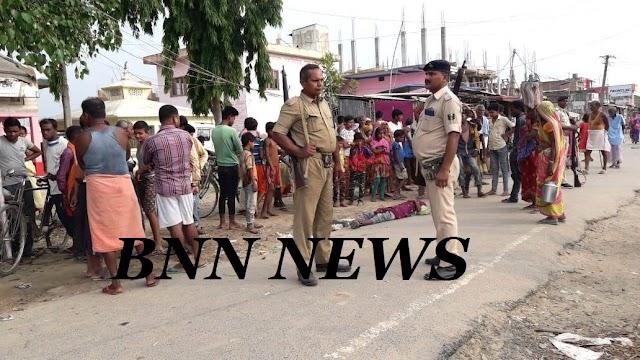 अज्ञात वाहन के ठोकर से सीतामढ़ी के युवक की मौत