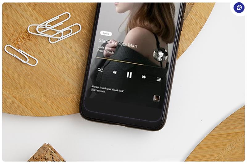 Customize Lock Screen With Good Lock.