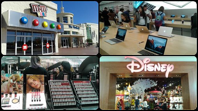 Lojas do Florida Mall