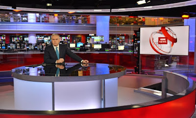 BBC News anchor