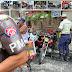 Polícia Militar e Coordenadoria de trânsito de Serrinha realizam fiscalização em pontos de mototáxi
